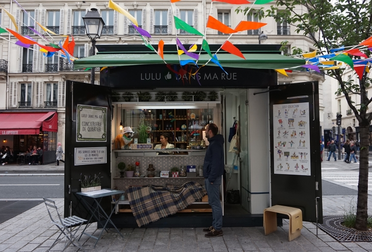 Lulu dans ma rue : du lien social à revendre